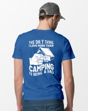 The Only Thing I Love Classic T-Shirt lifestyle-mens-crewneck-back-6