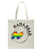 Mama Bear - Gay Shirt Tote Bag thumbnail