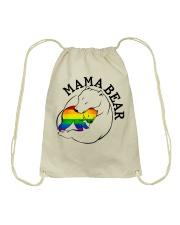 Mama Bear - Gay Shirt Drawstring Bag thumbnail