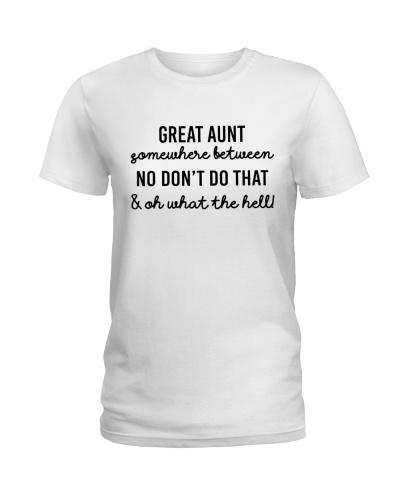 Great Aunt