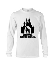 We Are Home Long Sleeve Tee front
