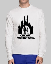 We Are Home Long Sleeve Tee lifestyle-unisex-longsleeve-front-1