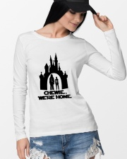 We Are Home Long Sleeve Tee lifestyle-unisex-longsleeve-front-4