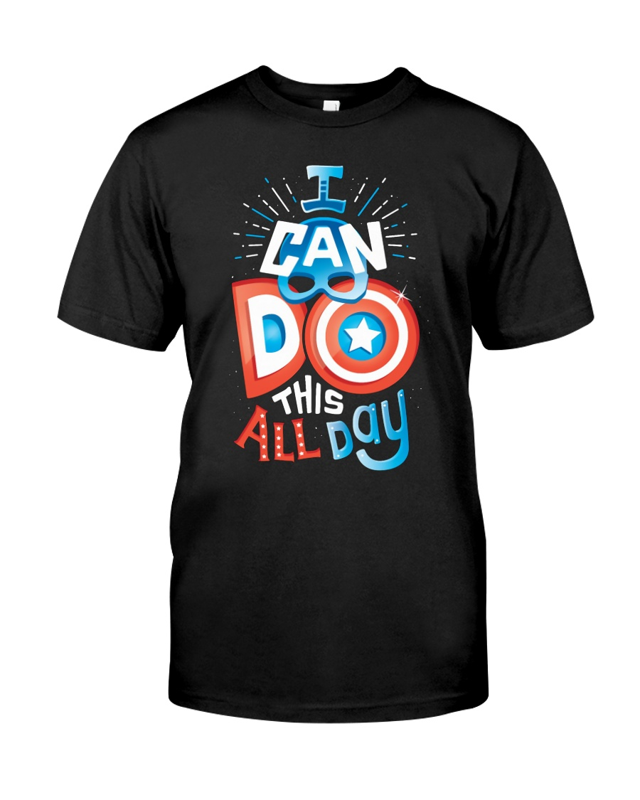 Do This All Day Classic T-Shirt showcase