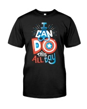 Do This All Day Classic T-Shirt tile