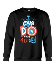 Do This All Day Crewneck Sweatshirt tile
