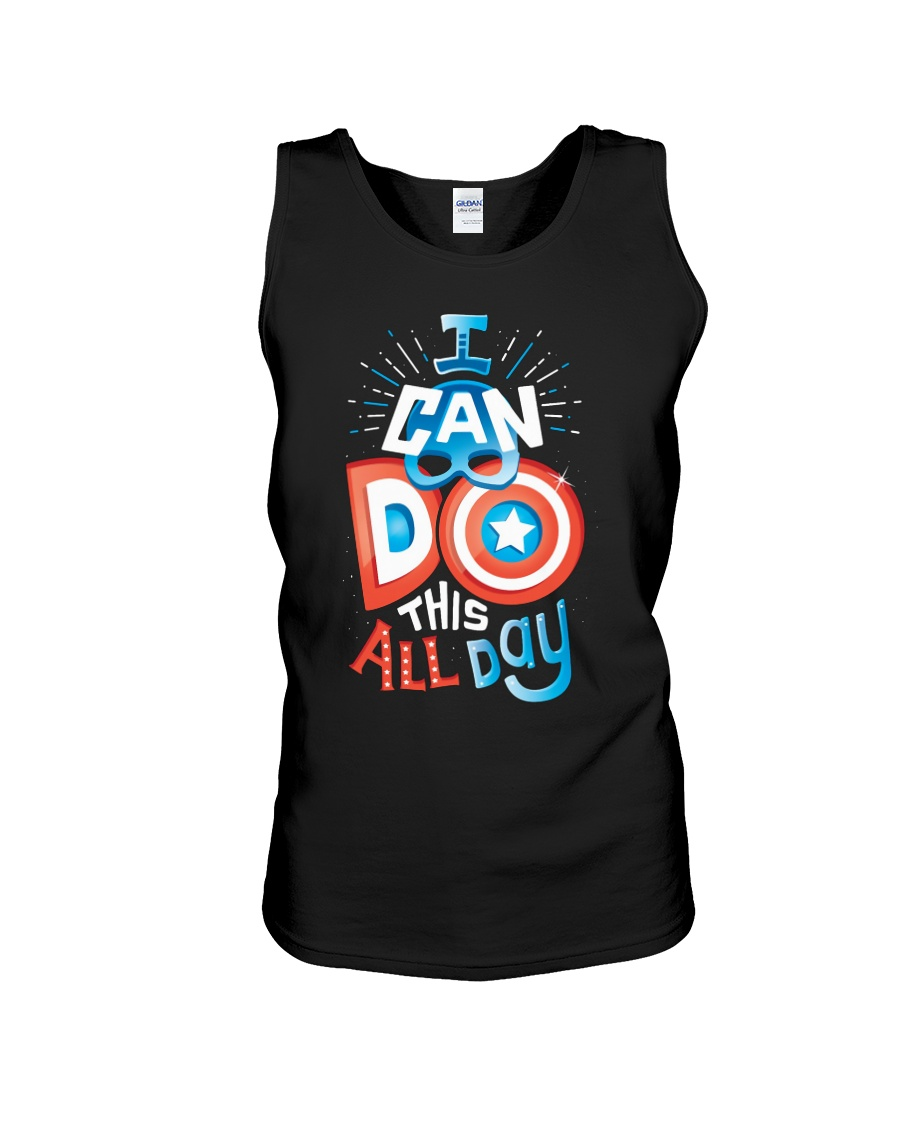 Do This All Day Unisex Tank