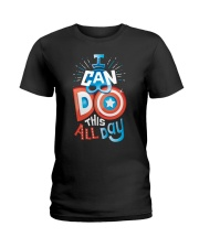 Do This All Day Ladies T-Shirt thumbnail