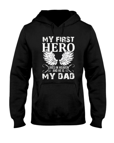 My First Hero - My Dad