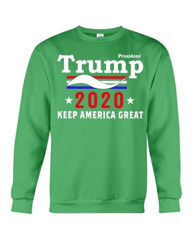 Macrolid 2D Keep America Great 2020 Trump