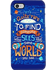 Who See The Same World You See Phone Case i-phone-7-case