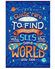 Who See The Same World You See 11x17 Poster thumbnail