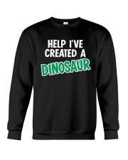 Help I Created A Dinosaur Crewneck Sweatshirt thumbnail