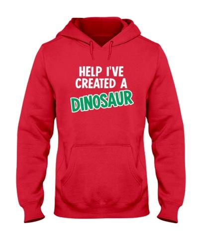 Help I Created A Dinosaur