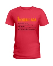 Powerful Mom Ladies T-Shirt thumbnail