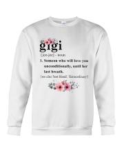 Gigi Definition Crewneck Sweatshirt thumbnail
