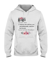 Gigi Definition Hooded Sweatshirt thumbnail