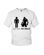 My Uncle - Limited Edition Youth T-Shirt front