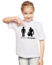 My Uncle - Limited Edition Youth T-Shirt lifestyle-youth-tshirt-front-2