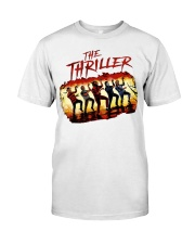 The Thriller Squad Classic T-Shirt front