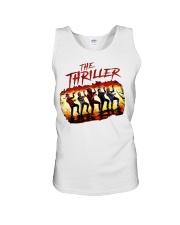 The Thriller Squad Unisex Tank thumbnail