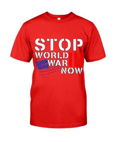 Macrolid 2D Stop World War III Now Politics