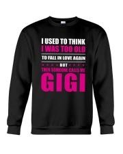 Someone Calls Me Gigi Crewneck Sweatshirt thumbnail