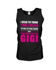 Someone Calls Me Gigi Unisex Tank thumbnail