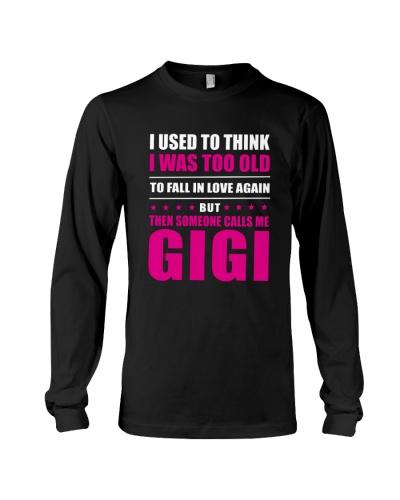 Someone Calls Me Gigi