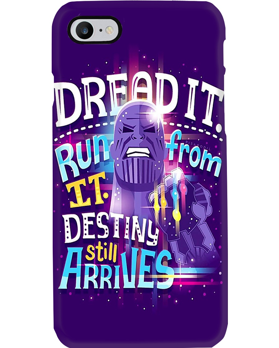 Run From It Phone Case