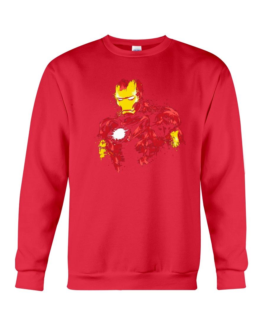 Man Of Iron Crewneck Sweatshirt