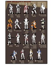 Troop Specialist And Officers 16x24 Poster front
