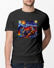 The Magic World Classic T-Shirt lifestyle-mens-crewneck-front-13