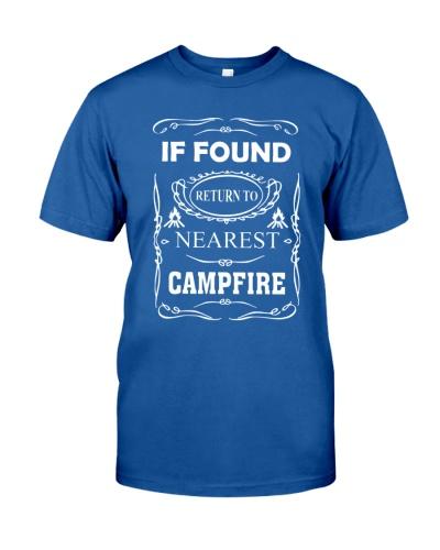 If Found Return To Nearest Campfire