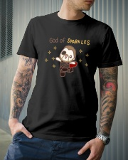 God Of Sparkles Classic T-Shirt lifestyle-mens-crewneck-front-6