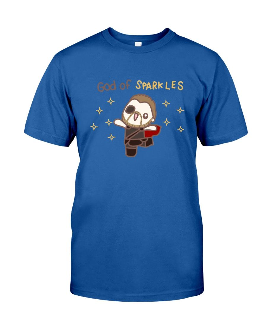 God Of Sparkles Classic T-Shirt