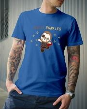 God Of Sparkles Classic T-Shirt lifestyle-mens-crewneck-front-6