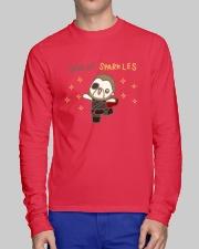 God Of Sparkles Long Sleeve Tee lifestyle-unisex-longsleeve-front-1