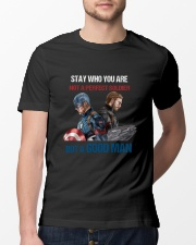 A Good Man Classic T-Shirt lifestyle-mens-crewneck-front-13