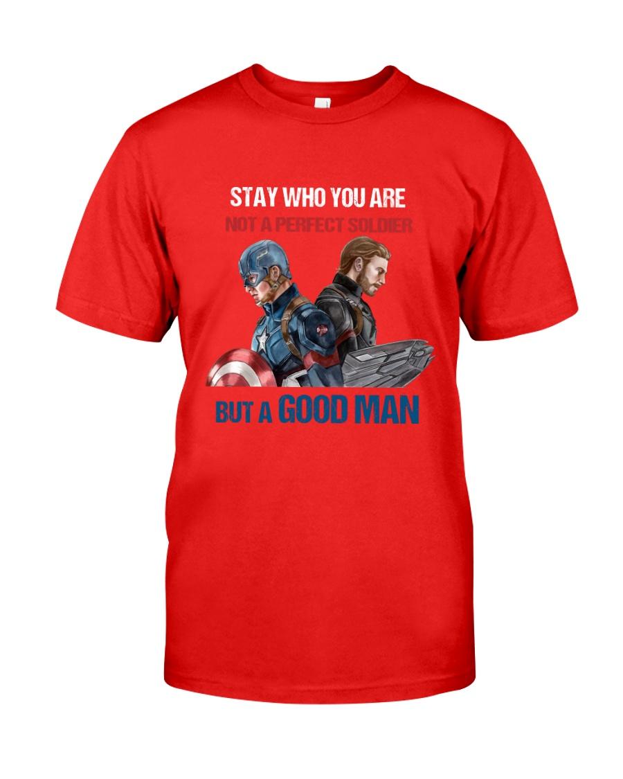A Good Man Classic T-Shirt