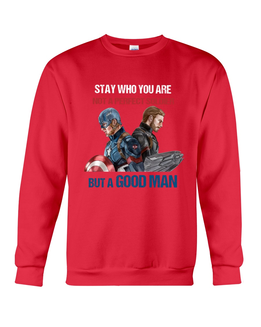 A Good Man Crewneck Sweatshirt