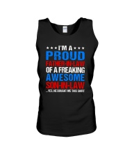 I'm A Proud Father-In-Law Unisex Tank thumbnail