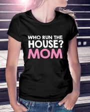 Who Run The House Ladies T-Shirt lifestyle-women-crewneck-front-7