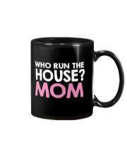 Who Run The House Mug thumbnail