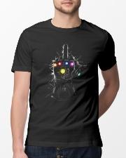Fck Gauntlet Classic T-Shirt lifestyle-mens-crewneck-front-13