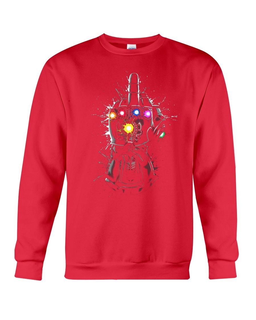 Fck Gauntlet Crewneck Sweatshirt