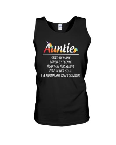 Unicorn Auntie - Limited Edition