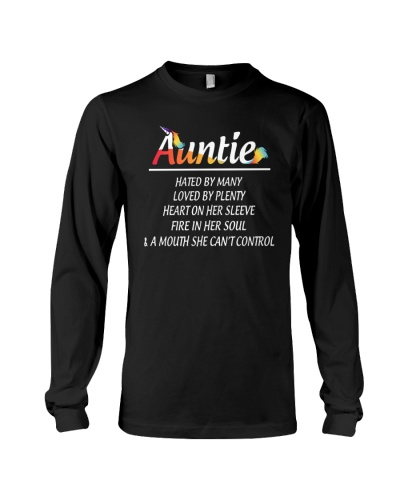 Unicorn Auntie - Limited Edition