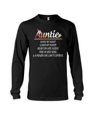 Unicorn Auntie - Limited Edition Long Sleeve Tee thumbnail