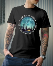 Into The Forest Classic T-Shirt lifestyle-mens-crewneck-front-6
